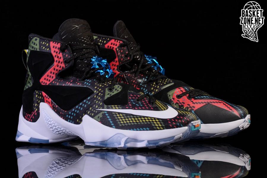best sneakers 33015 635dd NIKE LEBRON XIII  BHM