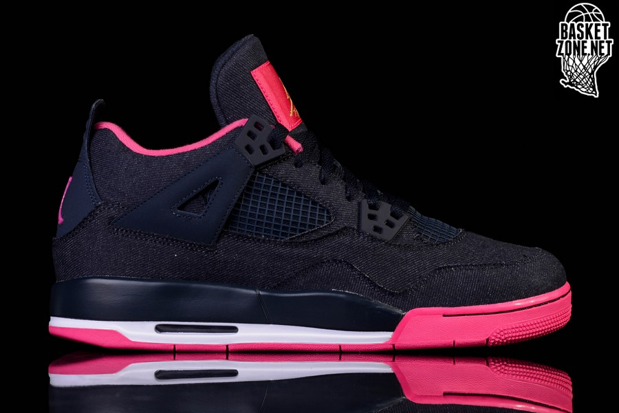115d6932f3ae NIKE AIR JORDAN 4 RETRO  DENIM  GG price €127.50
