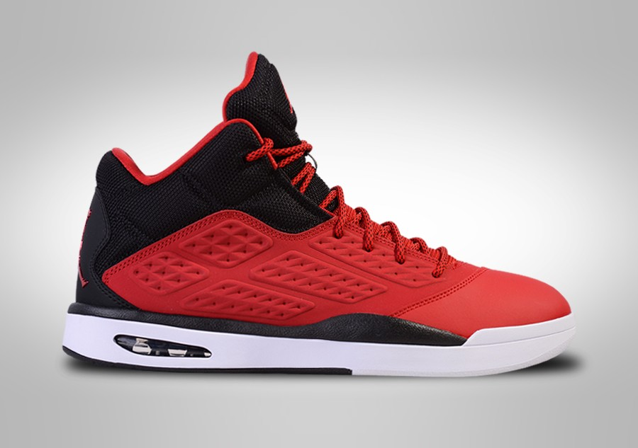 save off da908 decf4 NIKE AIR JORDAN NEW SCHOOL GYM RED BLACK price €115.00   Basketzone.net