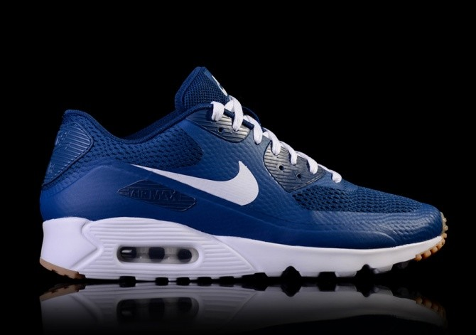 online store 35b80 c40ef NIKE AIR MAX 90 ULTRA ESSENTIAL COASTAL BLUE pour €112,50 ...
