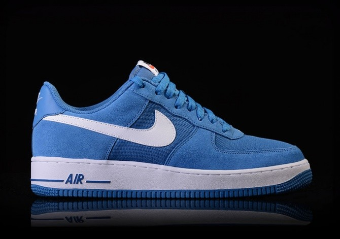 Nike Air Force 1 All Star Edition in Hi RedWhite Blue and