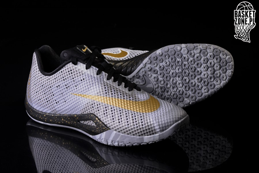 dd5e124a2264 NIKE HYPERLIVE  GOLD   GREY  PAUL GEORGE price €87.50