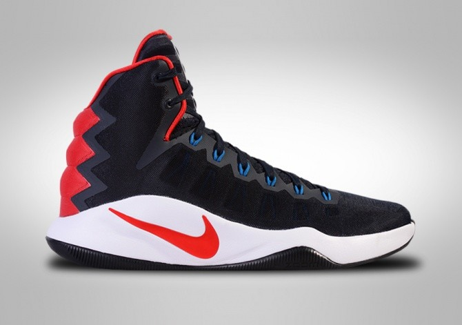 NIKE HYPERDUNK 2016 USAB USA BASKETBALL AWAY