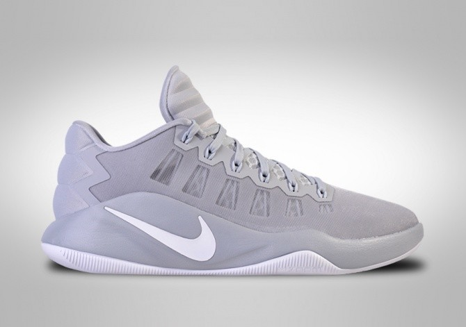 NIKE HYPERDUNK 2016 LOW COOL GREY