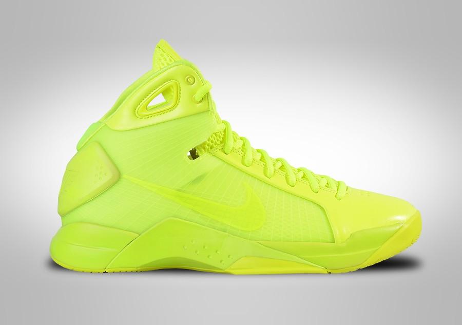 sports shoes c684c 8b9d3 NIKE HYPERDUNK  08 VOLT KOBE BRYANT