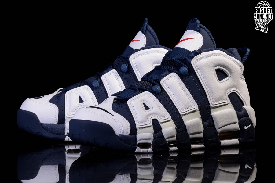 1580198a2c9d ... norway nike air more uptempo og retro olympic scottie pippen 1996 19a18  c1688