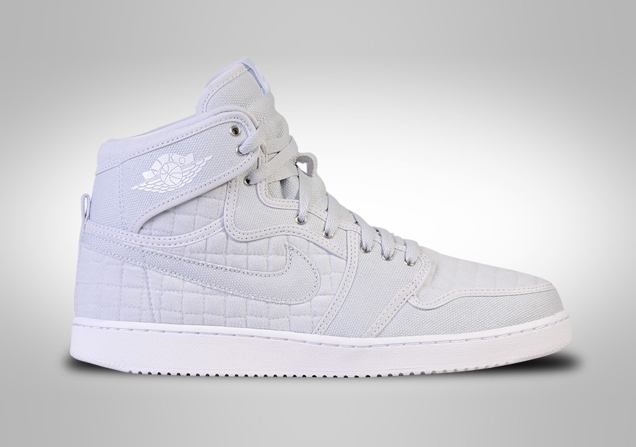 8f8ab4456fc3ae NIKE AIR JORDAN 1 RETRO KO HIGH OG PURE PLATINUM price €135.00 ...