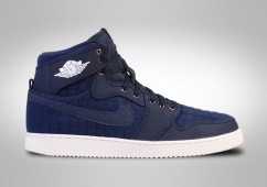 NIKE AIR JORDAN 1 RETRO KO HIGH OG NAVY