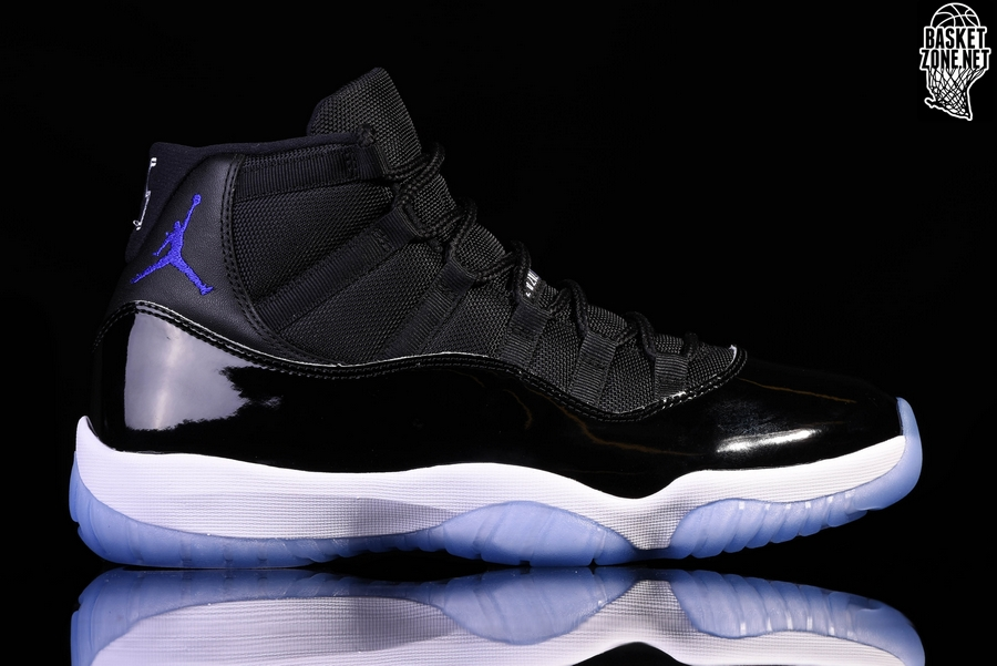 huge discount a9d77 472cc NIKE AIR JORDAN 11 RETRO SPACE JAM BP