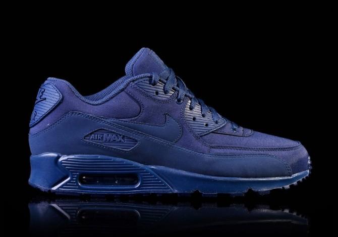 Buty Nike Air Max 90 Essential (midnight navywhite)
