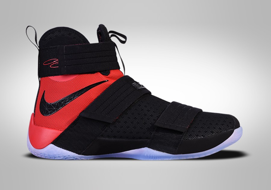 sneakers for cheap 957a1 a1548 NIKE LEBRON SOLDIER 10 SFG BRED price €115.00   Basketzone.net