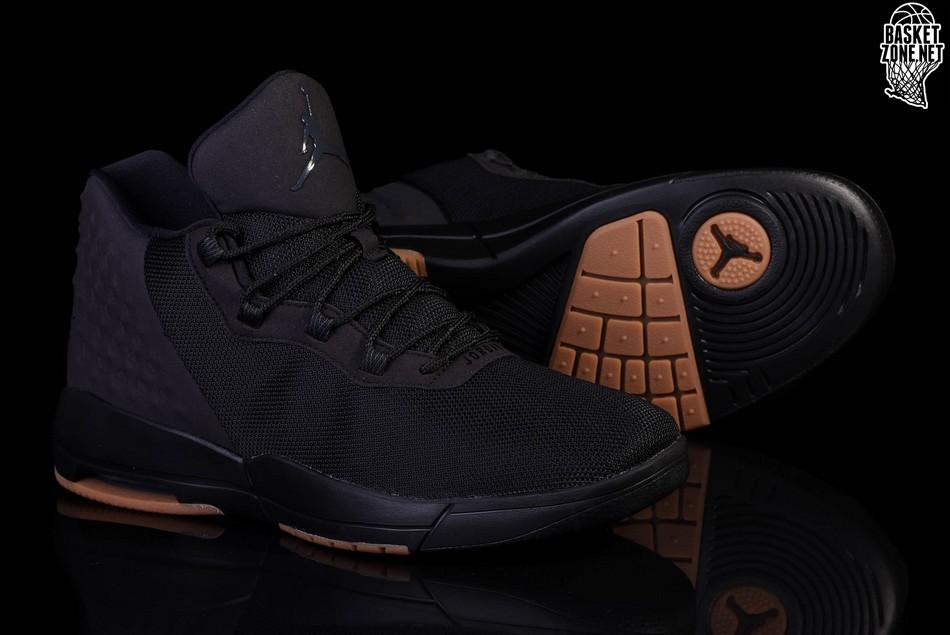 pretty nice c5e68 6b8c9 NIKE AIR JORDAN ACADEMY BLACK GUM price €105.00  Basketzone.