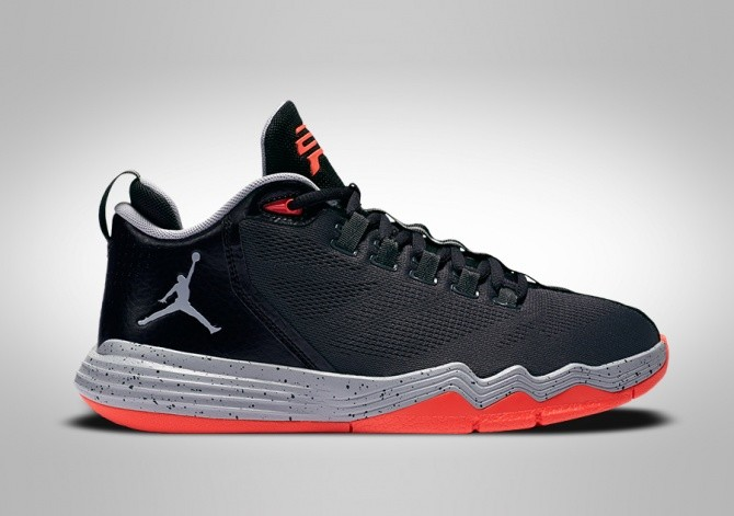 NIKE AIR JORDAN CP3.IX AE BG ANTHRACITE/WOLF GREY-BLACK