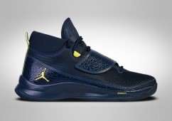 NIKE AIR JORDAN SUPER.FLY 5 PO NAVY BLUE LIME BLAKE GRIFFIN