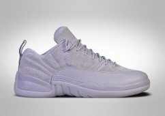 NIKE AIR JORDAN 12 RETRO LOW WOLF GREY