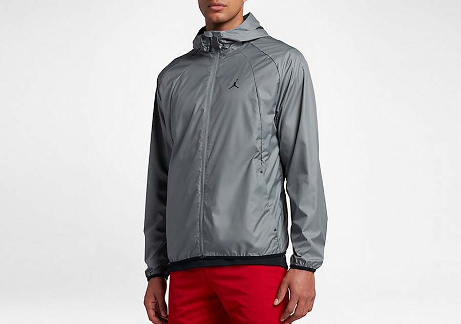 d60bce17b NIKE AIR JORDAN SPORTSWEAR WINGS WINDBREAKER COOL GREY price €69.00 ...