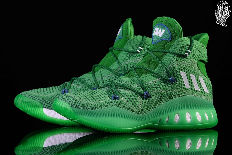 the best attitude 76246 dcf29 ADIDAS CRAZY EXPLOSIVE PRIMEKNIT ANDREW WIGGINS PE GREEN