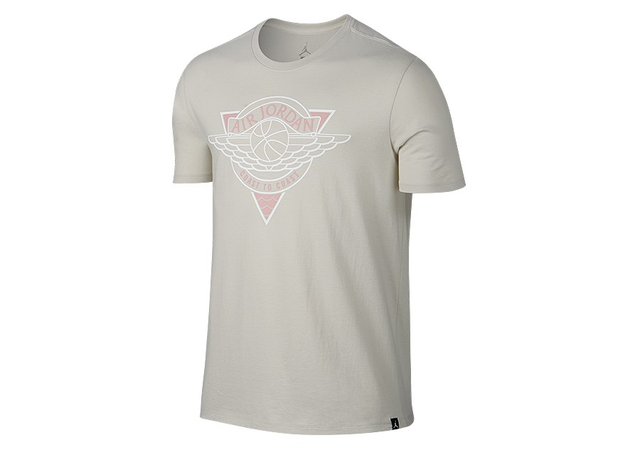 91d32e25a4d8 NIKE AIR JORDAN FADEAWAY ALL TOURNEY TEE LIGHT BONE price €27.50 ...