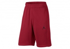 NIKE AIR JORDAN FLIGHT SHORT GYM RED