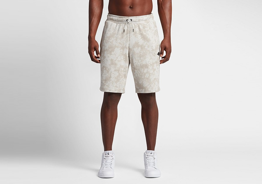 6214f498dd366e NIKE AIR JORDAN FADEAWAY SHORT LIGHT BONE price €52.50