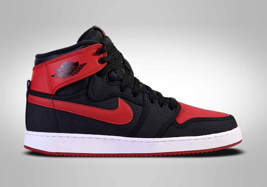 buy popular c1caa 687a3 NIKE AIR JORDAN 1 RETRO KO HIGH OG BRED