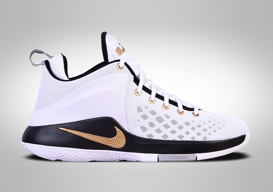 0fad55bb612 NIKE LEBRON ZOOM WITNESS GOLD KING CROWN price 97.50fr