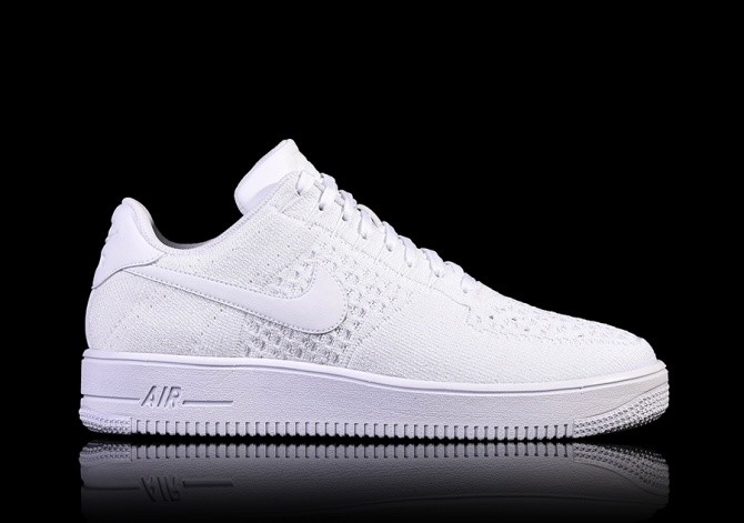 quality design 06ae0 fc14b NIKE AIR FORCE 1 ULTRA FLYKNIT LOW WHITE