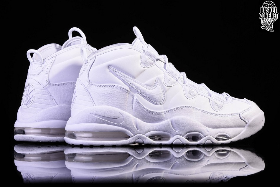 newest 881d0 21f92 NIKE AIR MAX UPTEMPO 95 TRIPLE WHITE
