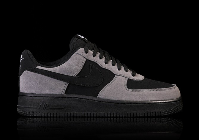 NIKE AIR FORCE 1 DARK GREY