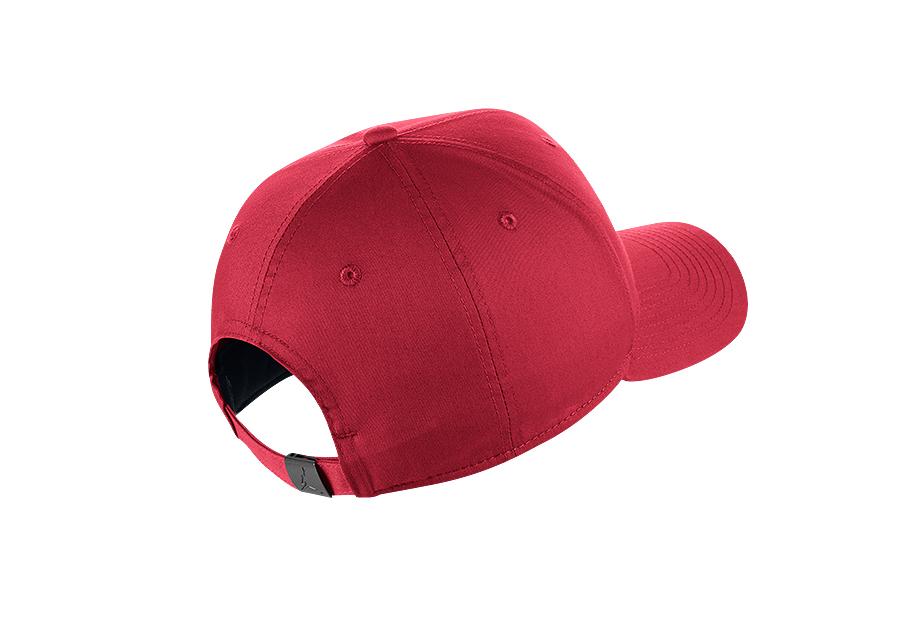 a9e0fb0117e NIKE AIR JORDAN CLASSIC99 METAL JUMPMAN HAT GYM RED price €27.50 ...