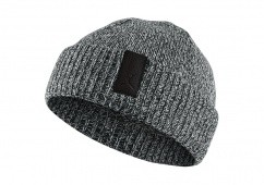 NIKE AIR JORDAN WATCH KNIT BEANIE DARK GREY