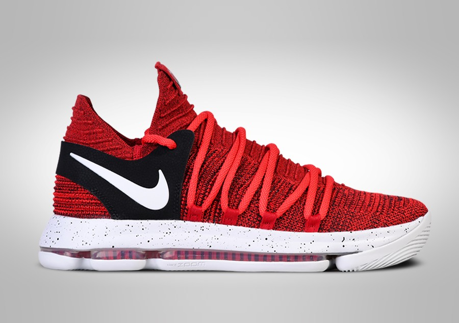 new product d5397 bfb8f NIKE ZOOM KD 10 RED VELVET price €135.00   Basketzone.net