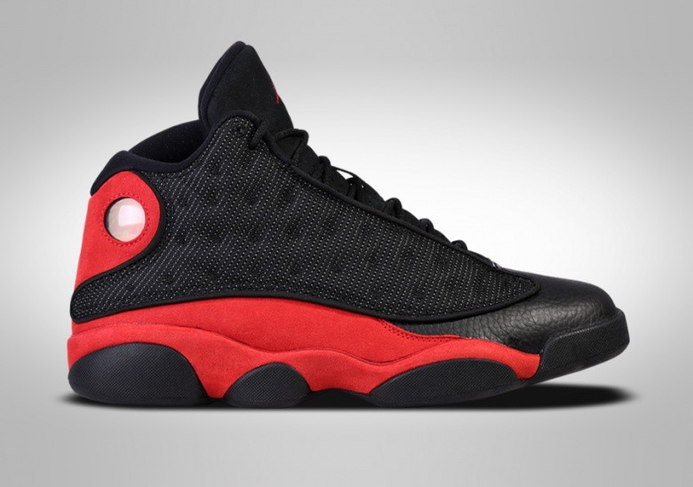 NIKE AIR JORDAN 13 RETRO BRED