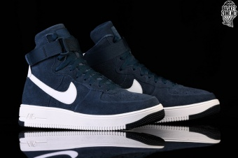 nike air force navy suede