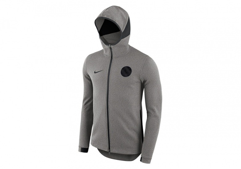 NIKE NBA GOLDEN STATE WARRIORS DRY SHOWTIME HOODIE DARK GREY por €72 ... d351010bf67