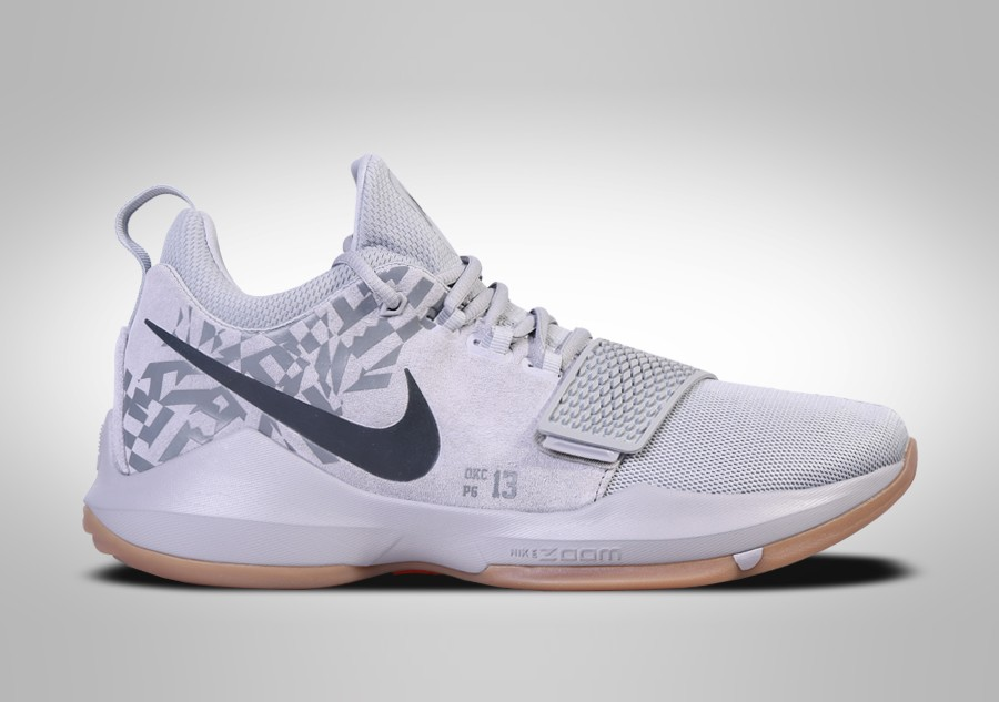 new product 80f45 cc0e9 NIKE PG 1 WOLF GREY price €92.50 | Basketzone.net