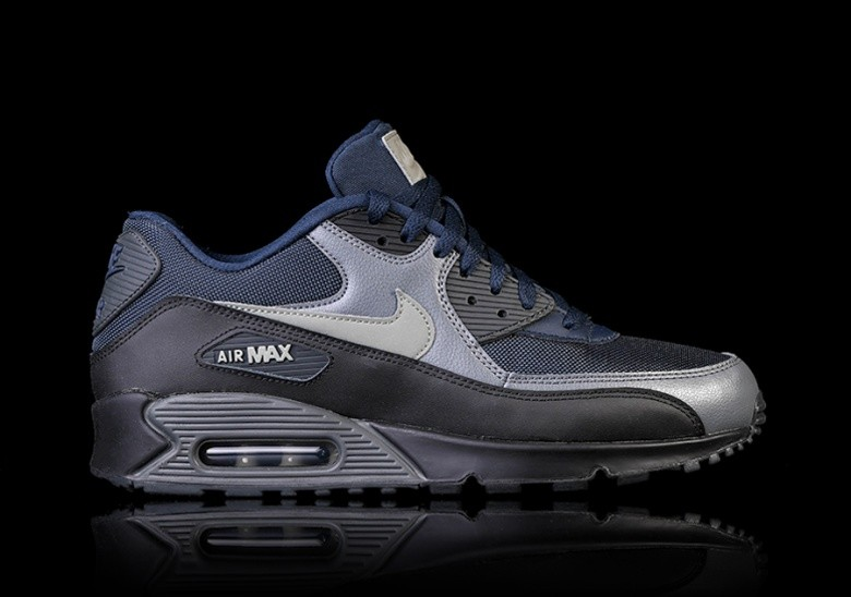 innovative design 357b4 f451b NIKE AIR MAX 90 ESSENTIAL OBSIDIAN voor €117,50 | Basketzone.net
