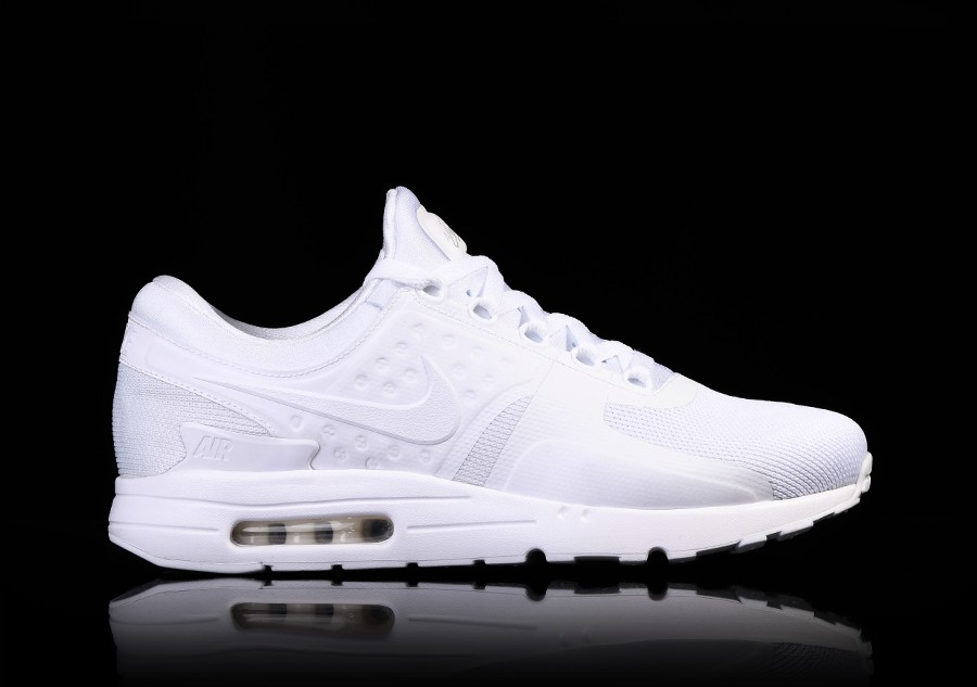 uk availability acc85 535b2 NIKE AIR MAX ZERO ESSENTIAL WHITE price €105.00   Basketzone.net