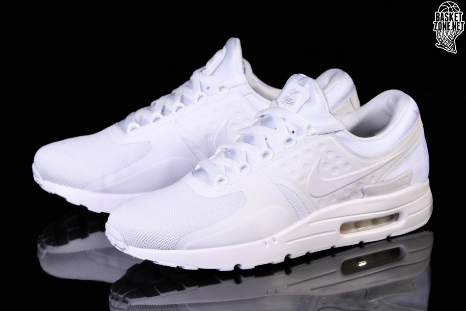 NIKE AIR MAX ZERO ESSENTIAL WHITE price €105.00  278941b8b7e3