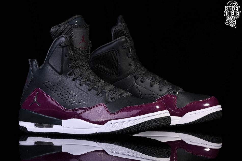 on sale 2ad4c 74666 NIKE AIR JORDAN SC-3 BLACK PURPLE