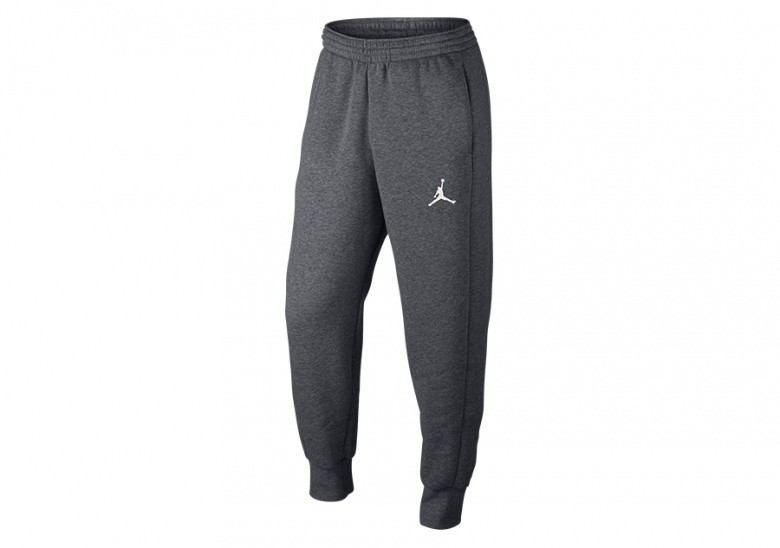 346d4af4634a NIKE AIR JORDAN FLIGHT FLEECE PANT CARBON HEATHER por €72