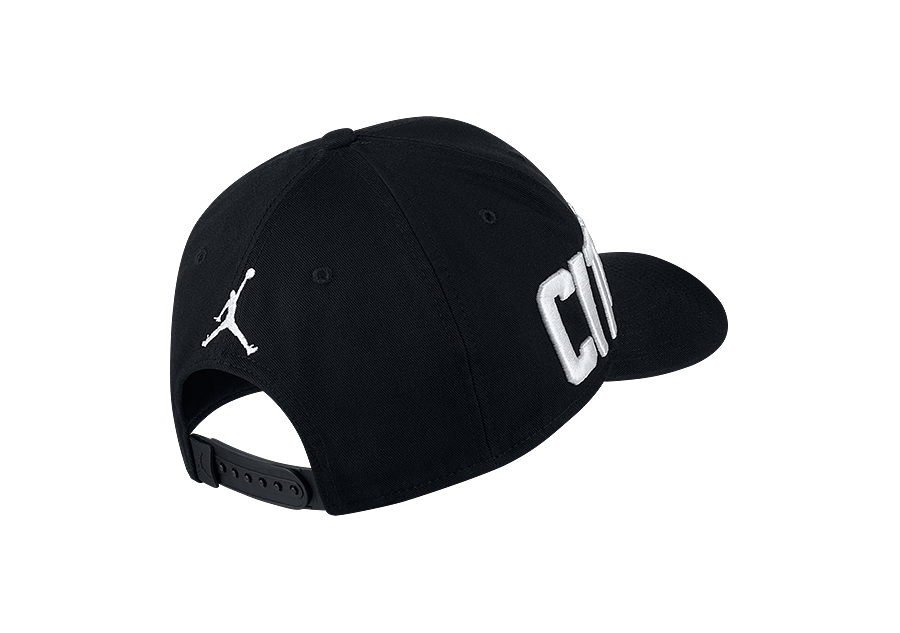 8faca07c NIKE AIR JORDAN JUMPMAN CLASSIC99 'CITY OF FLIGHT' CAP BLACK price ...