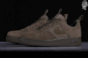 more photos 2c9db dc250 NIKE AIR FORCE 1 '07 CANVAS MEDIUM OLIVE per €92,50 | Basketzone.net