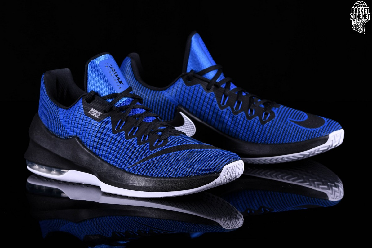 differently 4a946 08d5f NIKE AIR MAX INFURIATE 2 LOW BLUE
