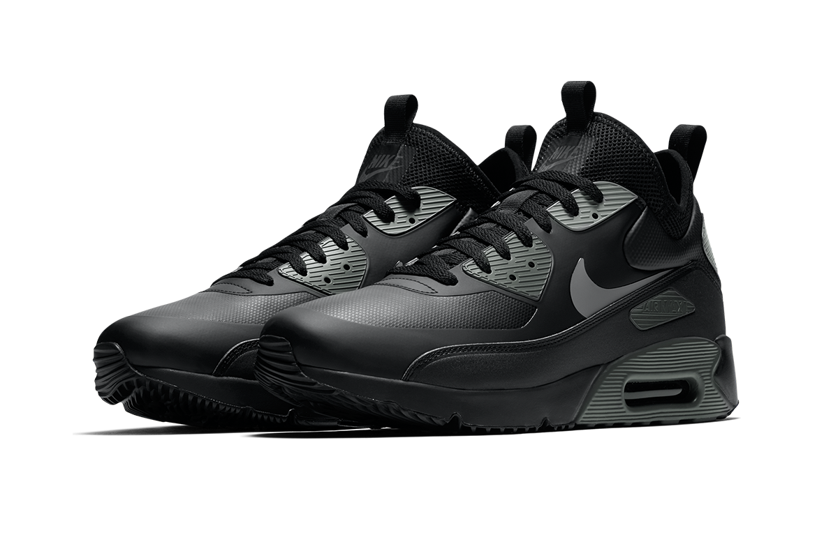 Nike Air Max 90 Ultra Mid Winter | Schwarz | Boots | 924458