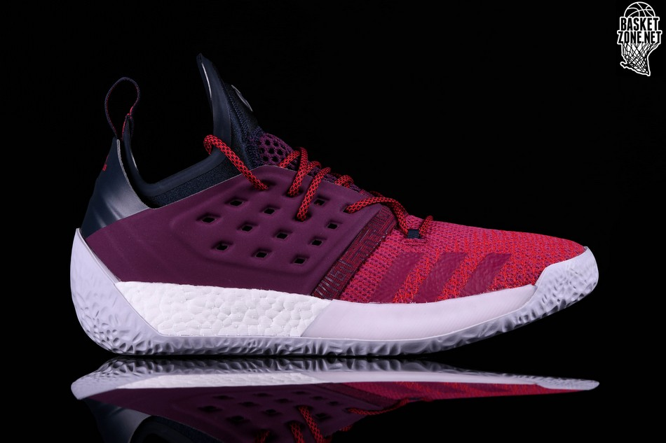 new products 9a525 1e9dd 2 maroon 71835 e6462 inexpensive adidas harden vol. 2 maroon 71835 e6462   new arrivals adidas harden vol. 2 ignite ii james harden maroon red men  basketball ...