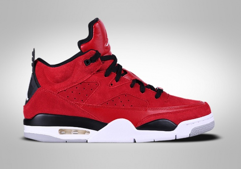 NIKE AIR JORDAN SON OF LOW TORO BRAVO RED