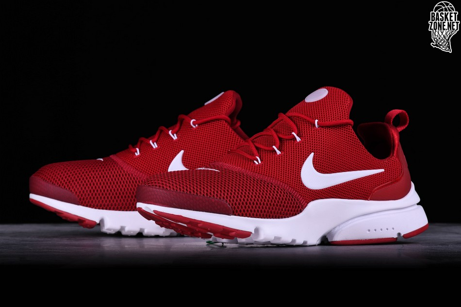 new arrival 75169 7f3cf NIKE AIR PRESTO FLY GYM RED