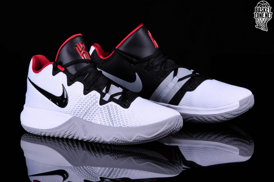 db6189450029 ... best price nike kyrie flytrap white black university red d82b0 0e1ca