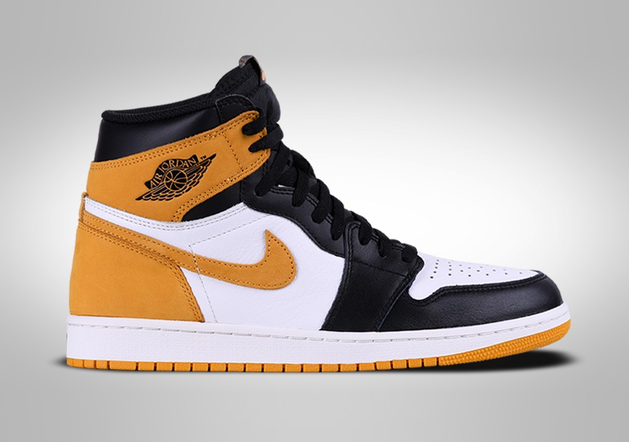 best service half price pretty cool NIKE AIR JORDAN 1 RETRO HIGH OG YELLOW OCHRE per €347,50 ...